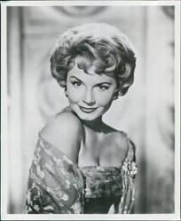 Janet Blair beautiful actress by slr1238