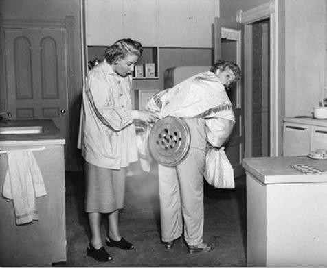 Ethel,left-Lucy gets shot by slr1238