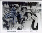 Abbott and Costello and Marilyn Maxwell
