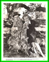 Bob Hope and Madeleine Carroll by slr1238