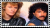 Hall And Oates Stamp by MrKingDice