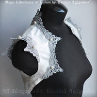 Daughter of the Moon Shrug