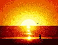 Sunset by pie-freak