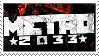 Metro 2033 Stamp by OXlDIZER