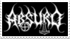Absurd Stamp by OXlDIZER