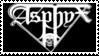 Asphyx Stamp by OXlDIZER