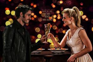 Captain Swan Date by Litisya