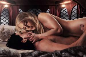 Jon and Daenerys by Litisya