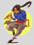 Lei Wulong by theborik