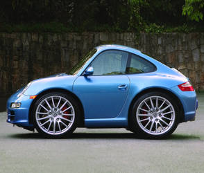 Mini car - Porsche by edukdu