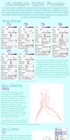 My Drawing Process - 2015 by amiriteC