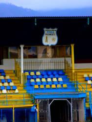 Stadium of Petrolul Moinesti