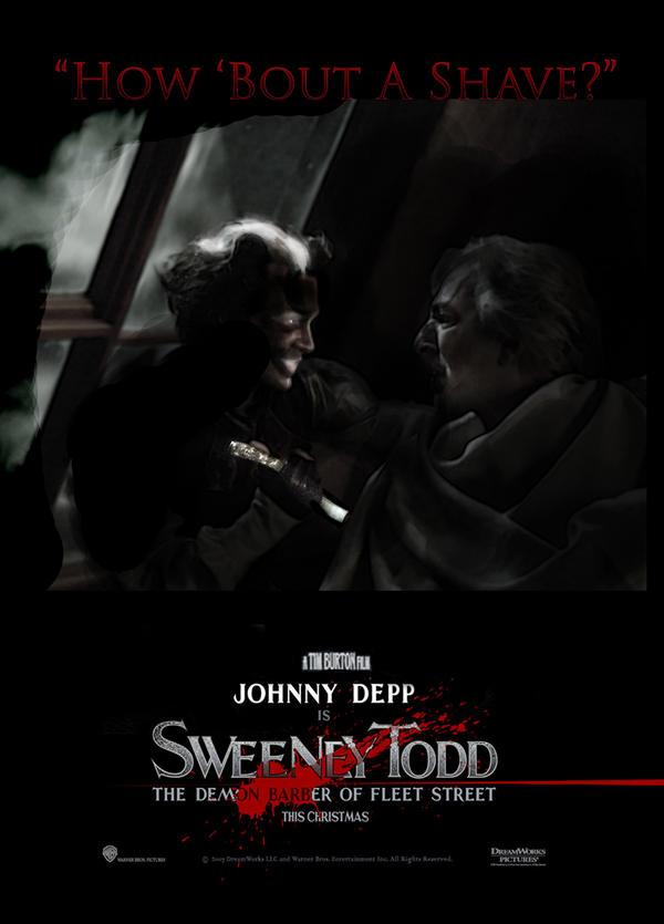 sweeney todd contest by keresalea on deviantart