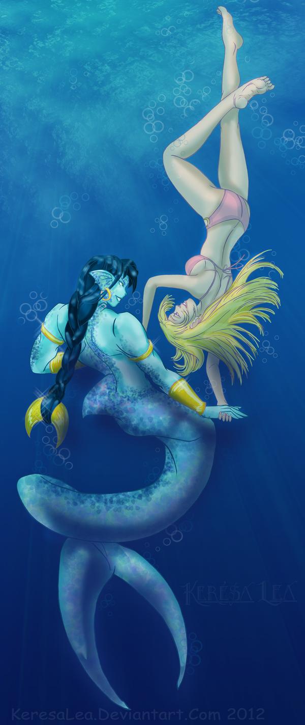 my bonnie lies under the ocean again by keresalea on deviantart