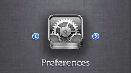 System Preferences (Settings) Icon