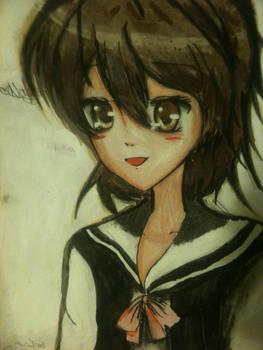 Clannad Nagisa