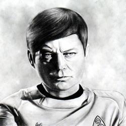 Lt. Commander Doctor Leonard H. McCoy