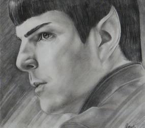 Star Trek Beyond - Spock