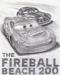 The Fireball Beach 200