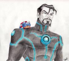 Me? I'm Iron Man