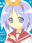 -: Lucky Star? To Heart? :-