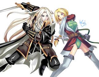 +: Castlevania :+ by Kaizeru