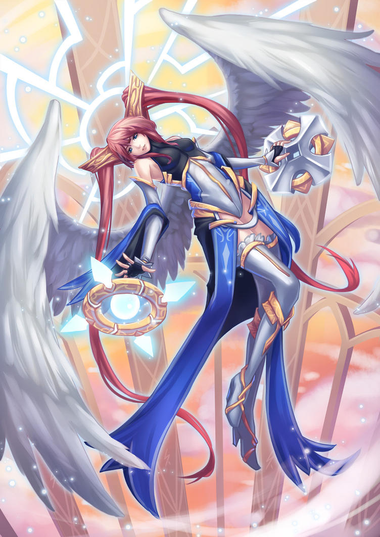 + Angelus + by Kaizeru