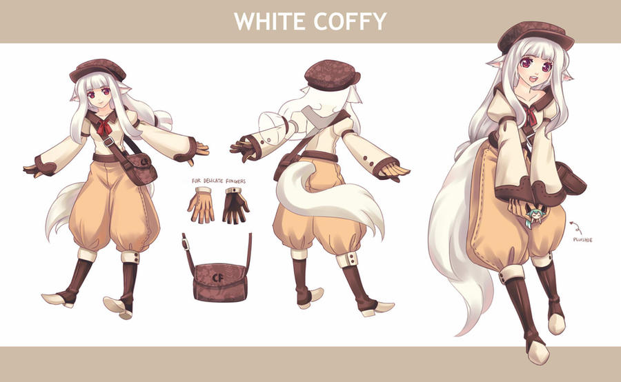 White Coffy by Kaizeru