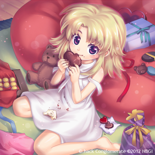 Guilty Dragon - Valentine2 by Kaizeru