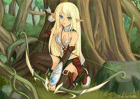 -Forest of Elves-