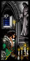 Castlevania LOS Mirror of Fate by whittingtonrhett