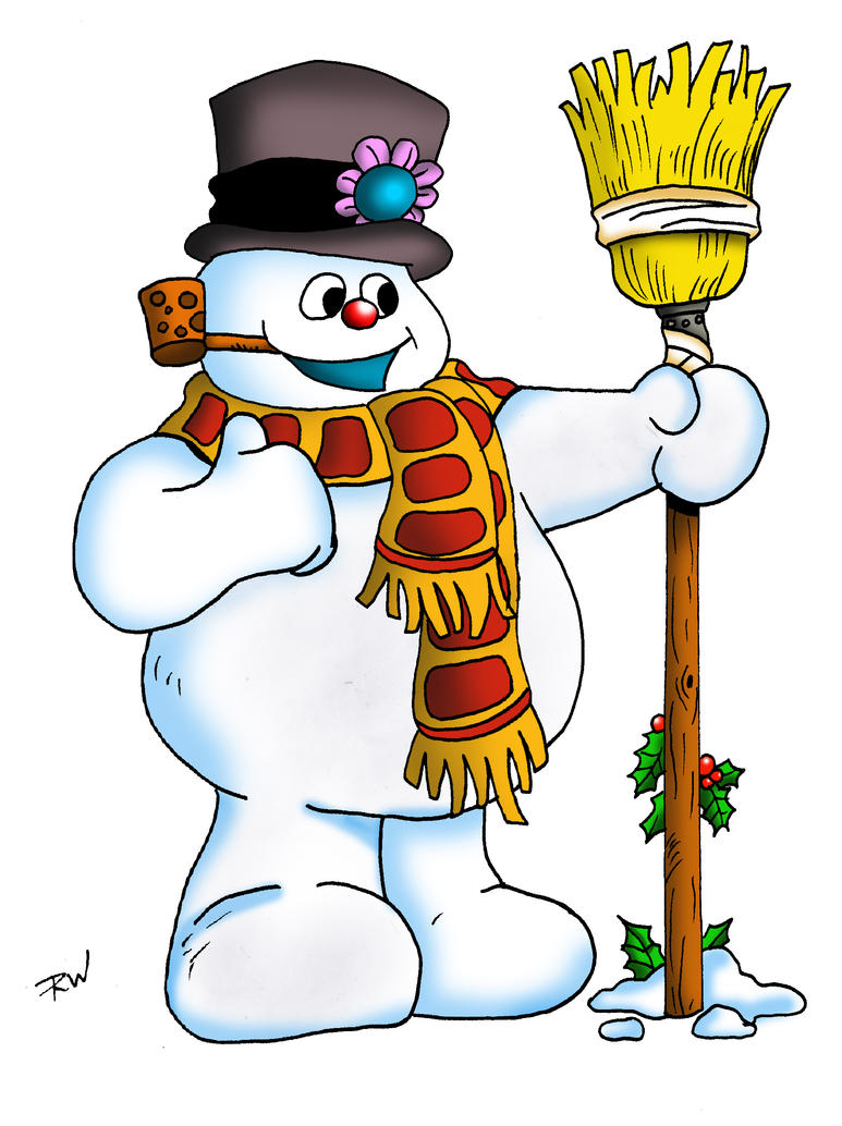 Frosty The Snowman Characters