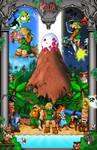 Link's awakening official poster