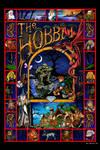 Hobbit Poster Recreation