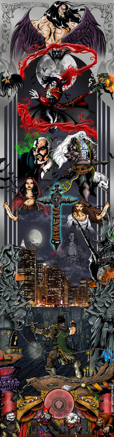 Castlevania Lords of Shadow 2 poster