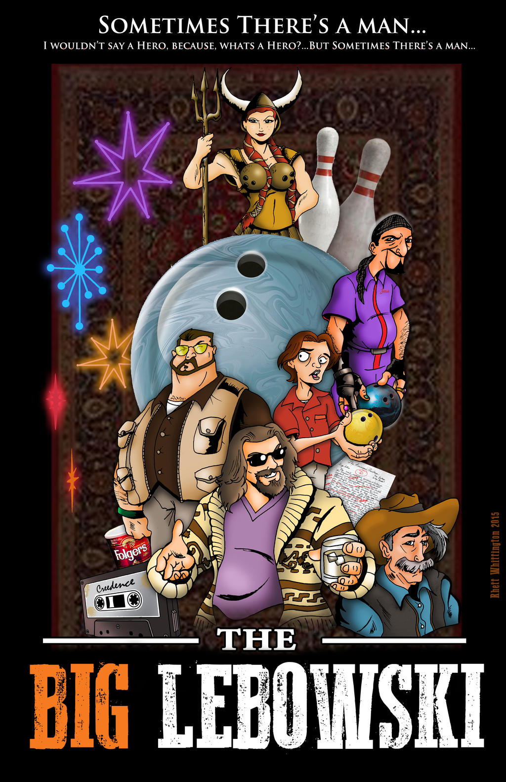 the big lebowski analysis of the The big lebowski meaning - an esoteric take on the big lebowski.