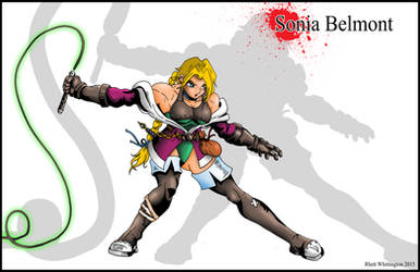 Sonia Character Page