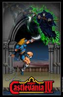 Super Castlevania 4 by whittingtonrhett
