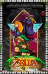 Legend of Zelda NES Poster