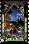 Castlevania 2 Simon's Quest Poster