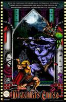 Castlevania 3 Dracula's Curse Poster by whittingtonrhett