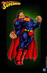 90's Superman Version