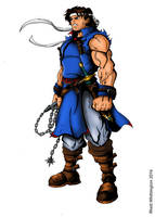 Richter Belmont by whittingtonrhett