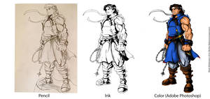 Richter Belmont Progression