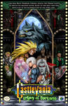 Castlevania Legacy of Darkness official Poster