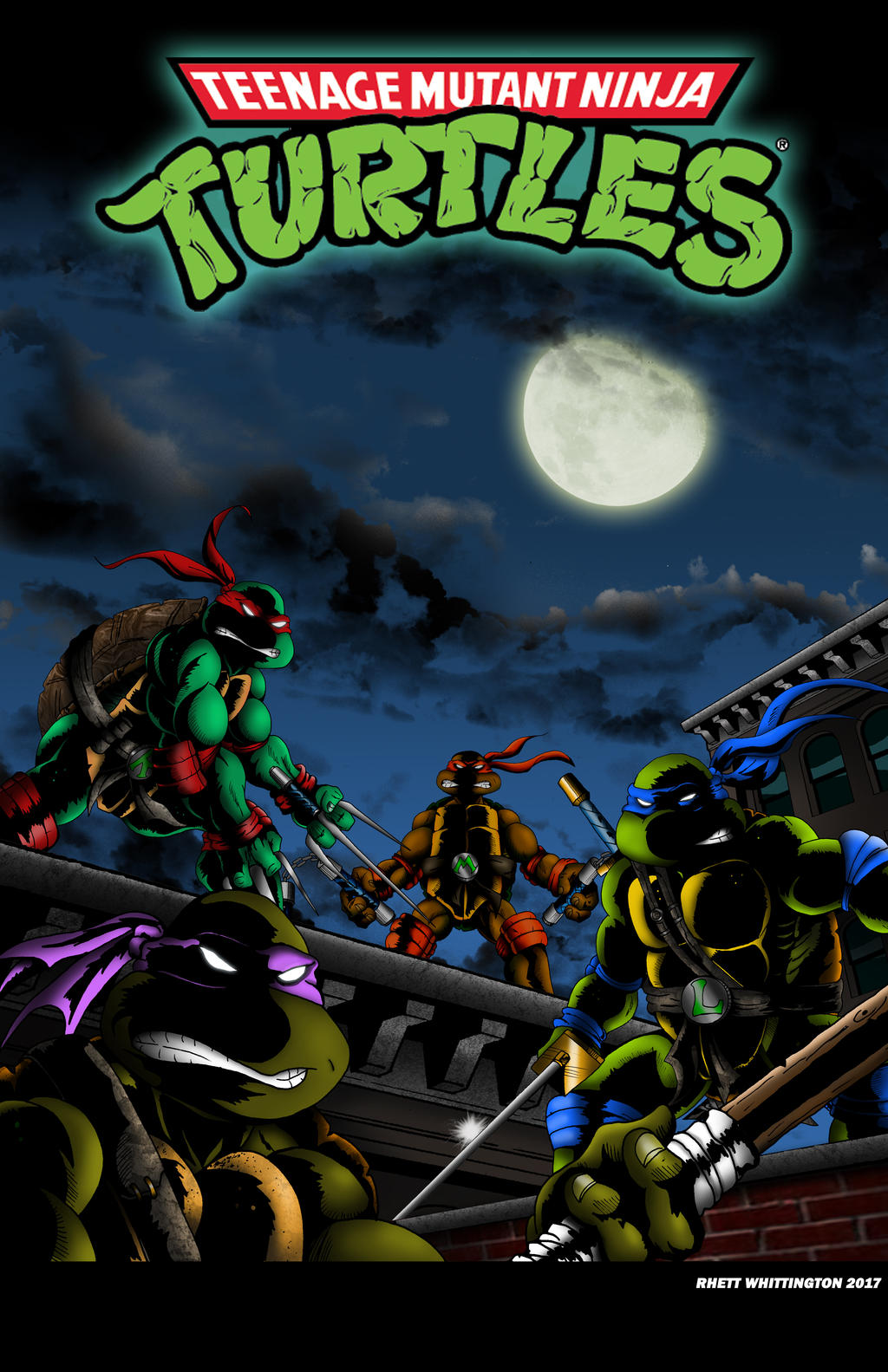 All-Star-TMNT DeviantArt Gallery