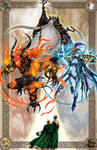 Final Fantasy Summons Poster