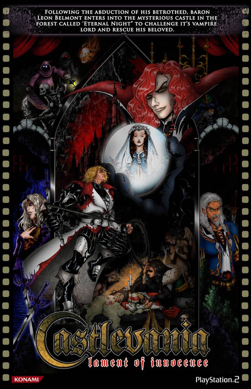 Castlevania Lament Of Innocence Wallpaper Best Wallpaper Foto In
