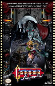 CV Legends Official Poster