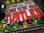 Ninja Turtles Billboard Poster